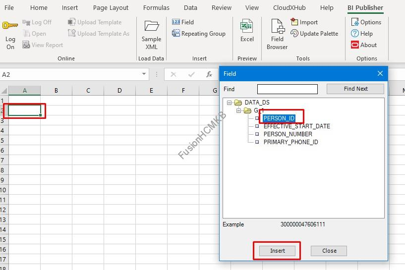 snap3 - Creating Excel templates and troubleshooting them