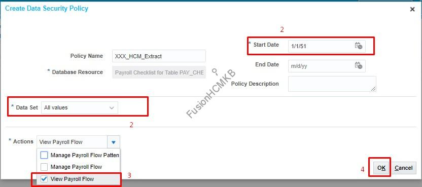 Role Creation 4 2 - How to view the output of HCM Extract run by other users?