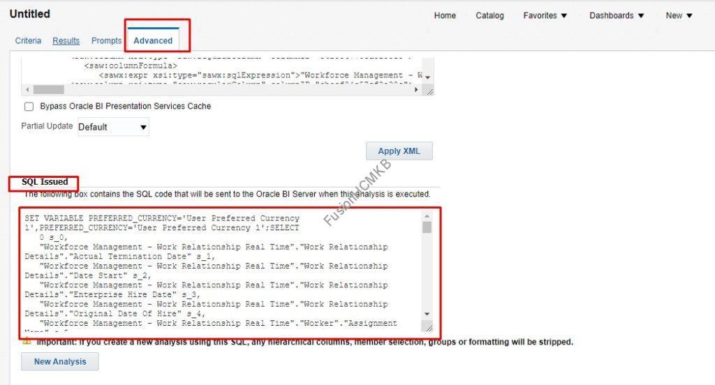 Logical SQL 1024x552 - Migration of Objects – OTBI Analytics