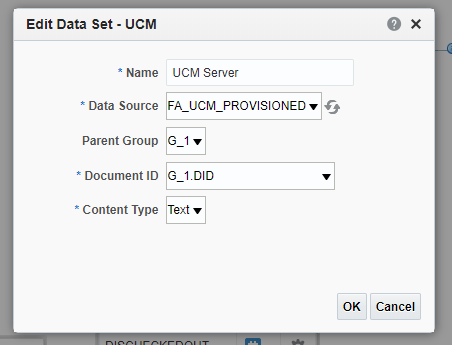 image 5 - Access contents of UCM file using BI Report
