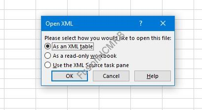xmltable - How to get list of all BI Reports from a folder/instance
