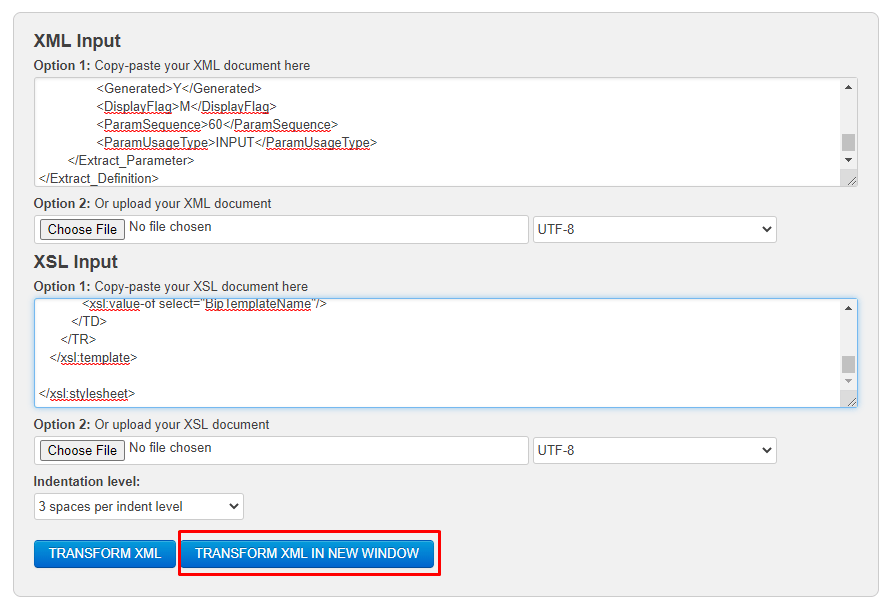 image 3 - How to convert HCM Extract Export XML to Readable format?