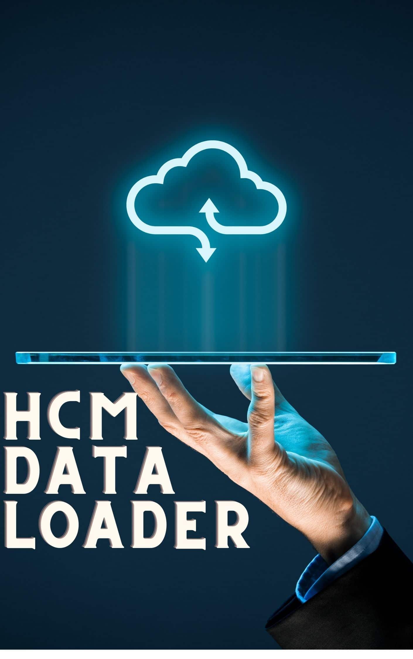 HCM DATA LOADER 1 - Homepage
