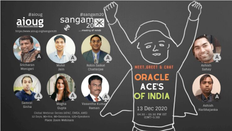 image 19 - Sangam20 Oracle Users Group Conference