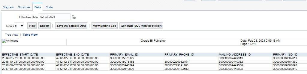 image 76 - How to generate CSV output from BI Reports/HCM Extracts?
