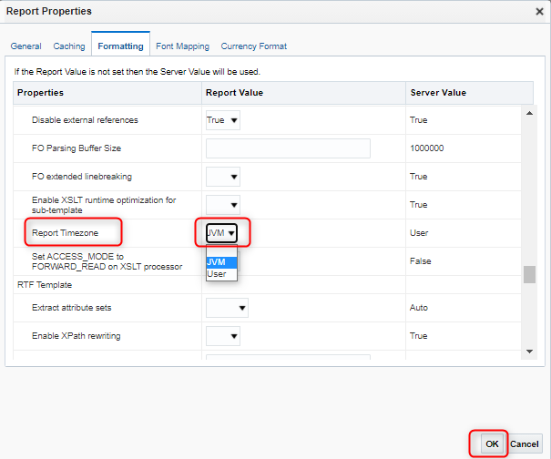 image 82 - How to Resolve issues with User-Level Report Timezone on BI Report?