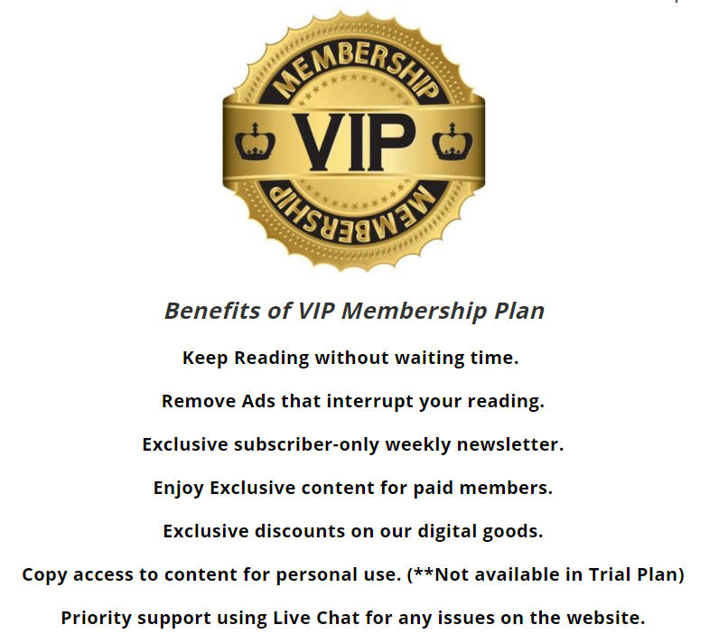 image 1 - Subscribe to VIP Plans