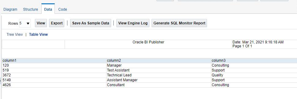 image 32 - How to Create BI Report using static CSV file