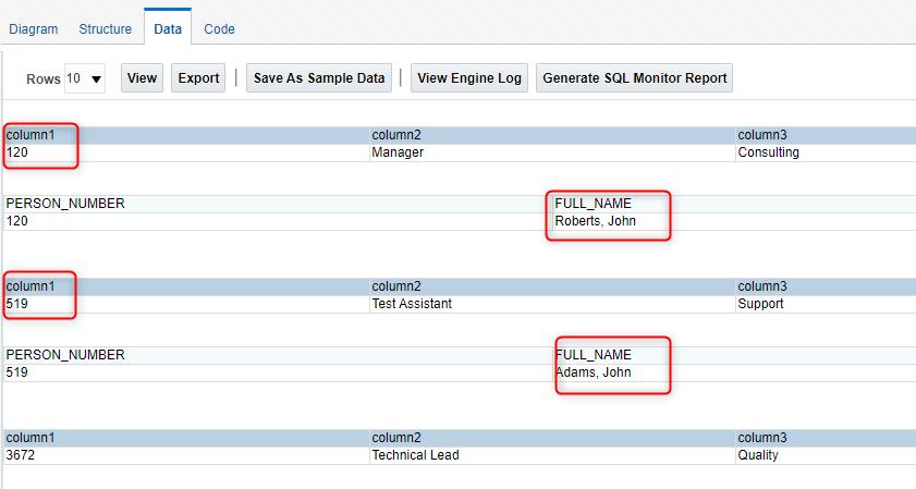 image 36 - How to Create BI Report using static CSV file
