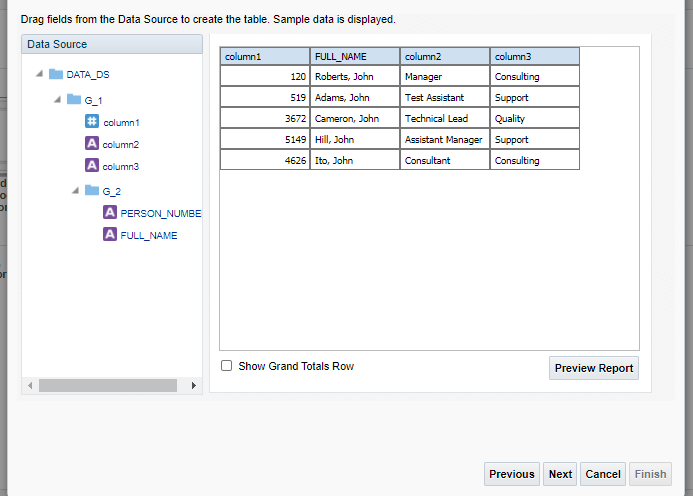 image 37 - How to Create BI Report using static CSV file