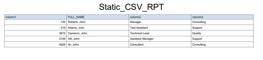 image 38 - How to Create BI Report using static CSV file