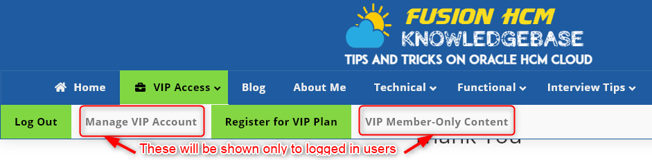 image 9 - Subscribe to VIP Plans