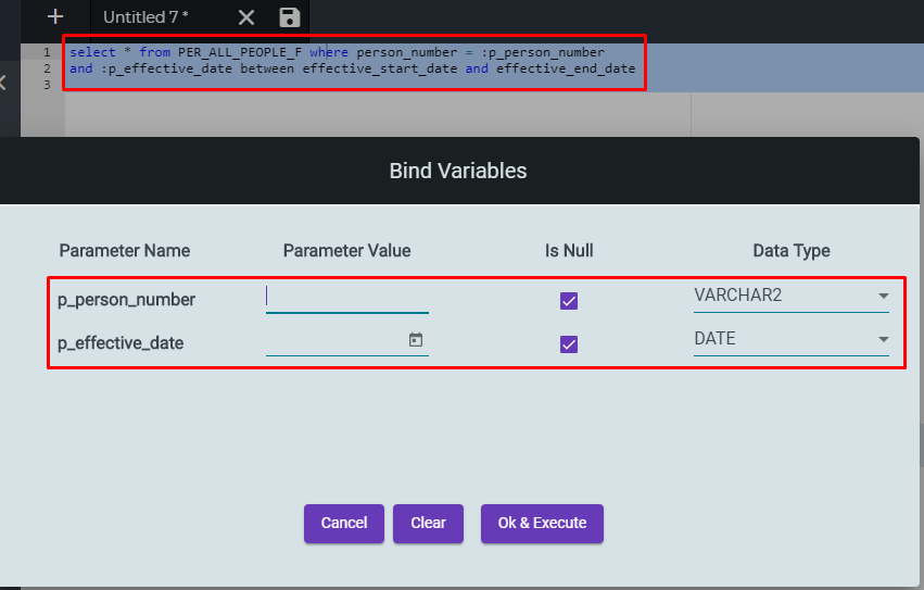 image 15 - SQL Connect: A Robust alternative to TOAD and SQL Developer for Oracle Cloud