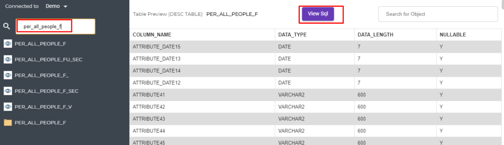 image 20 1024x295 - SQL Connect: A Robust alternative to TOAD and SQL Developer for Oracle Cloud