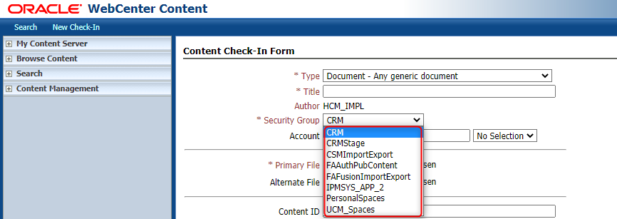 image 42 - How to store Public Documents on Content Server and share a hyperlink on the application