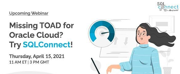 image 5 - SQL Connect: A Robust alternative to TOAD and SQL Developer for Oracle Cloud
