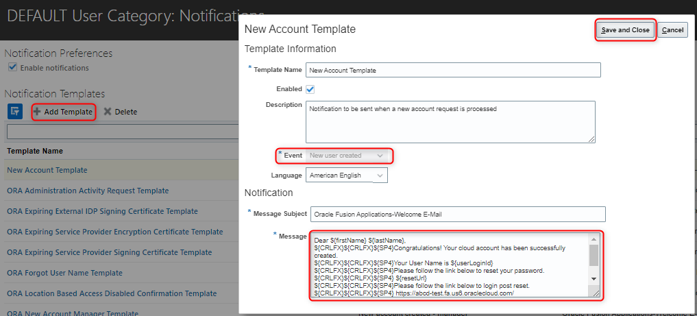image 9 - How to modify the Welcome Email Notification for new users?