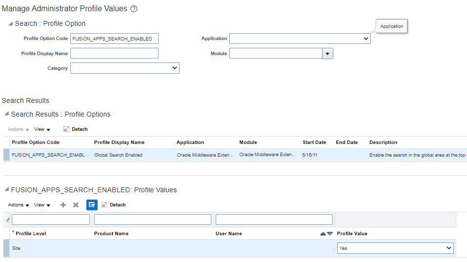 image 24 - How to configure Global Search in Oracle Cloud Applications?