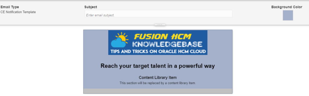 image 39 1024x319 - How to add Logo/Branding to Candidate Notifications from External Career Site in ORC?