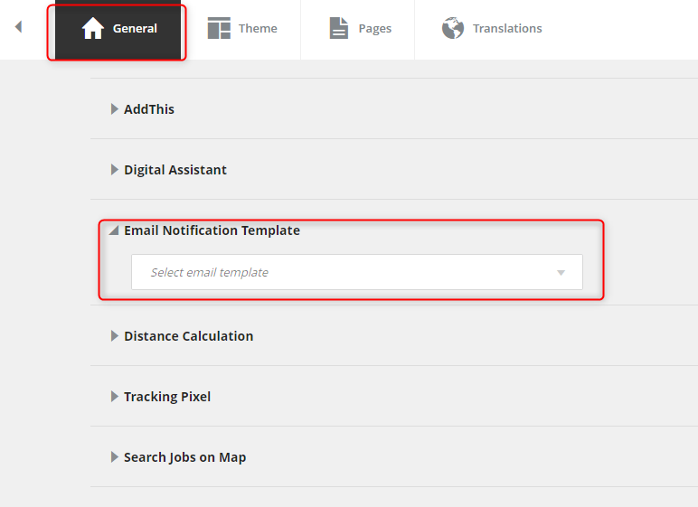 image 42 - How to add Logo/Branding to Candidate Notifications from External Career Site in ORC?