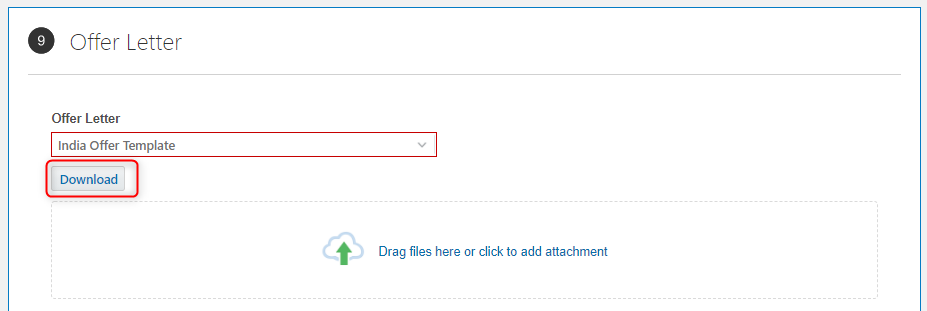 image - How to fix Preview Offer not showing Adjusted Offer Letter?