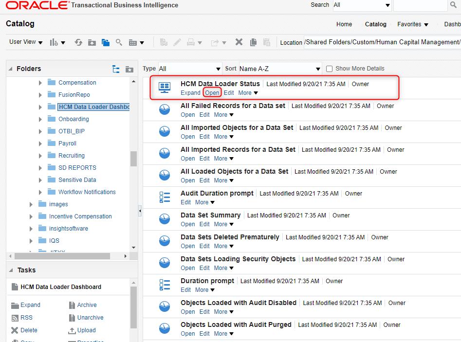 image 2 - Have you used HCM Data Loader Dashboard?